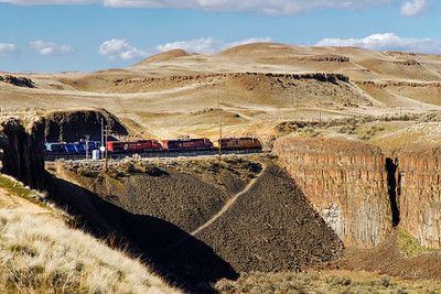 Freight Through the Palouse
