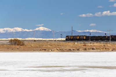 Salt Flat Crossing