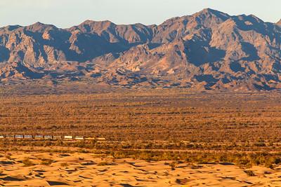 Past the Dunes