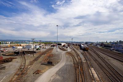 Where Trains Congregate