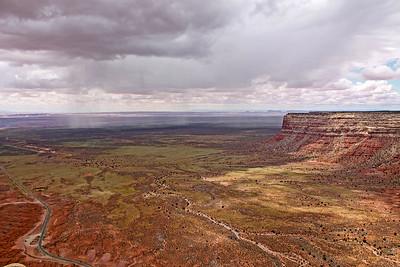 Moki Dugway viewpoint