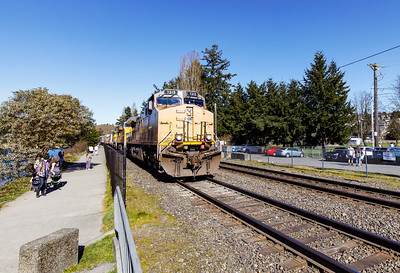 Freight By The Park