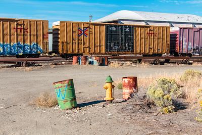 The Trainyard Peanut Gallery