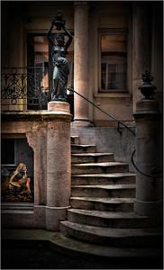 Paris Reflections HDR