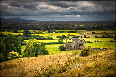 Abbey Ruins, Cashel, Ireland