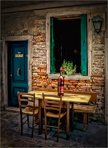 Open Table, Venice