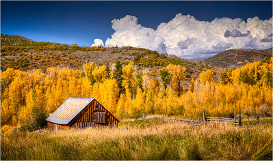 Barn and Fall Colors