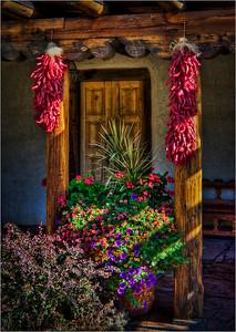 Santa Fe Door 3