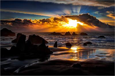 Oregon Sunset #1