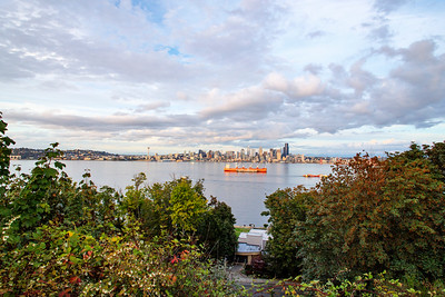 Seattle & Elliott Bay