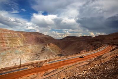 Morenci Copper Mine 2021