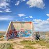 Grand Teton Dam Graffiti