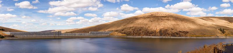 Willow Creek Dam, Oregon