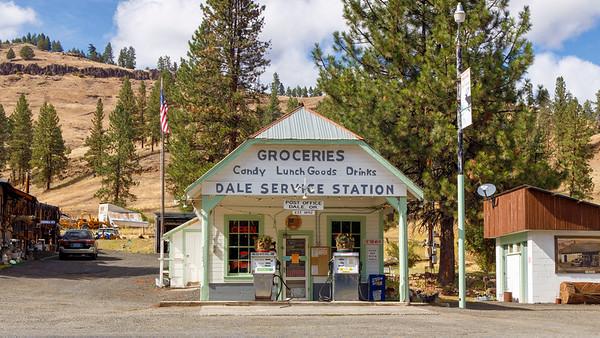 Dale Service Station
