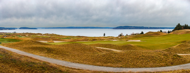 Chambers Bay, Washington