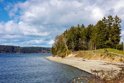 Titlow Park & Hidden Beach