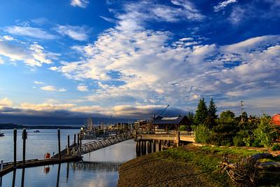 A Quiet Harbor