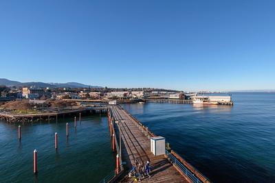 Port Angeles City Pier