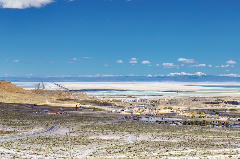Wendover & The Great Salt Desert