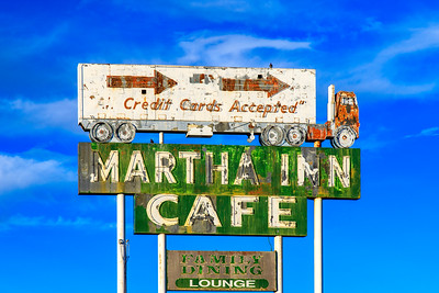 Martha Inn Cafe