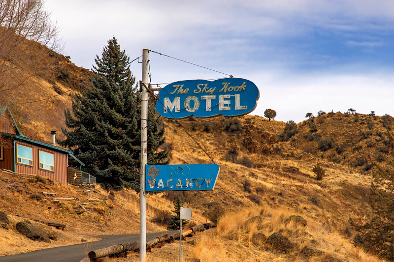 The Sky Hook Motel