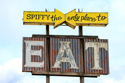 Spiffy - The Only Place to Eat