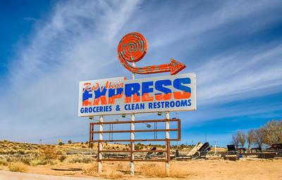 Red Mesa Express