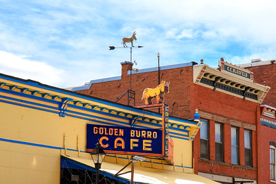 Golden Burro Cafe