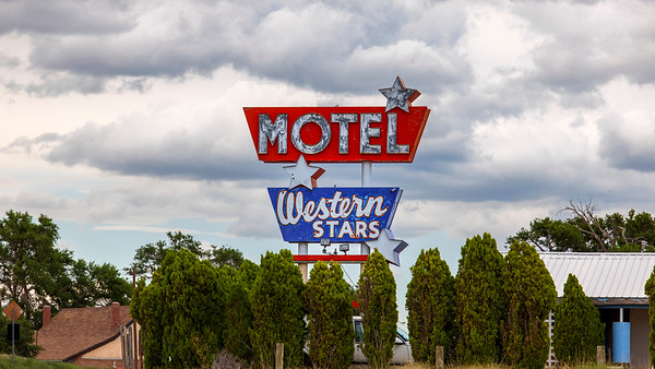 As the Western Stars Set