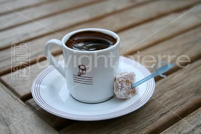 Turkish Coffee * Istanbul Turkey
