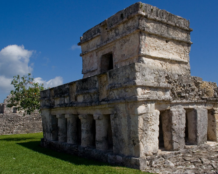 Tulum ruins 2