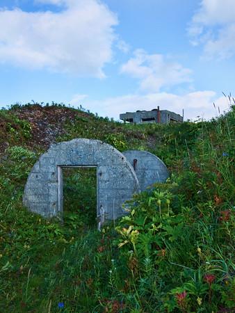 Unalaska bunkers