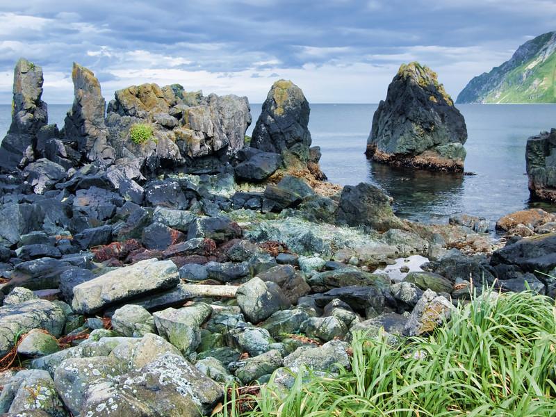 Summer Bay rock formation