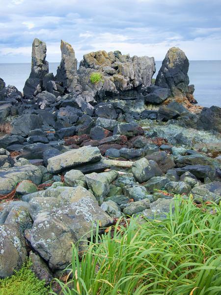Summer Bay rock formation 2