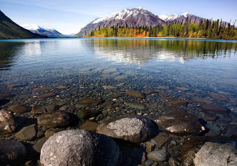 Kathleen Lake, Yukon Terr.