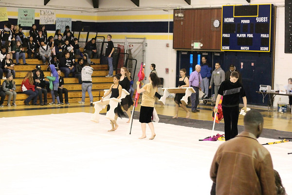 GLUE Color Guard 2012