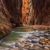 Virgin River Rapids, Wall Street