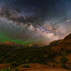 A Sedona Nightscape