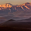 The Mountains of Sisian at Dawn