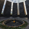 The Eternal Flame of Tsitsernakaberd