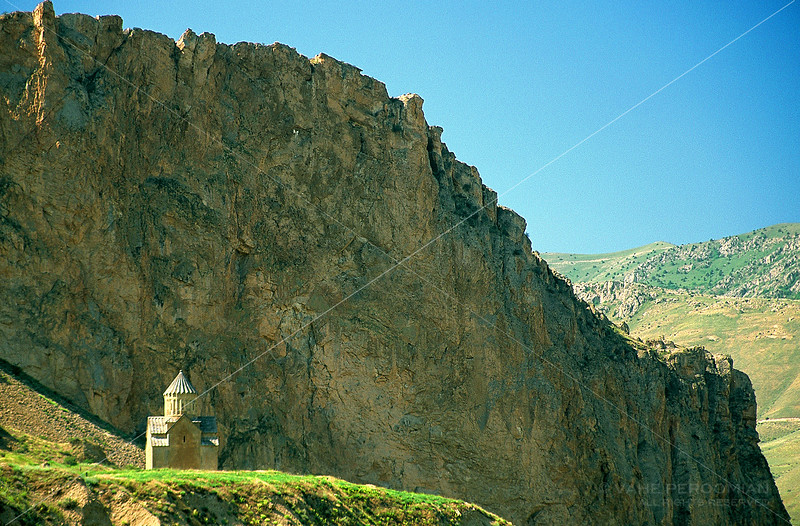 Areni Church and Crag