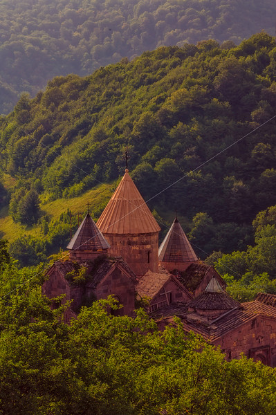 The Domes of Goshavank