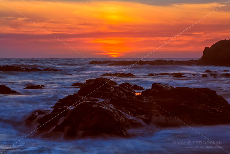 A Cambria Sunset