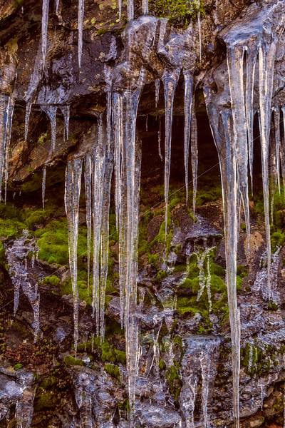 Frozen Cliff II