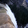 Water's Eye View of Vernal Falls