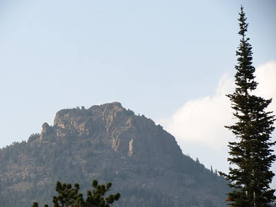 Summit of Estes Cone