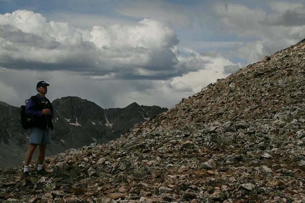 Quandary Peak 2009