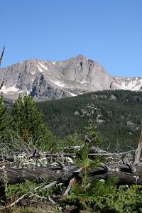 Isolation Peak.