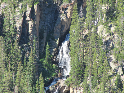 Another shot of Martensia Falls.