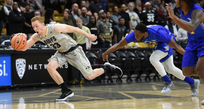 South Dakota State at Colorado MBB